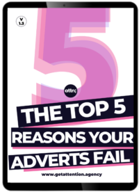 The Top 5 Reasons Your Adverts Fail - V1.2 - FINAL MOCKUP