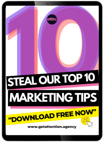 Steal Our Top 10 Marketing Tips Ipad